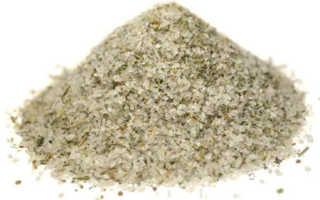 Адыгейская соль — национальная кавказская приправа