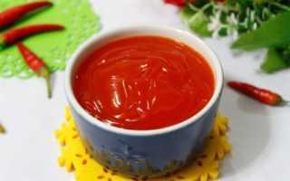 Острый соус шрирача — универсальное дополнение к любому блюду